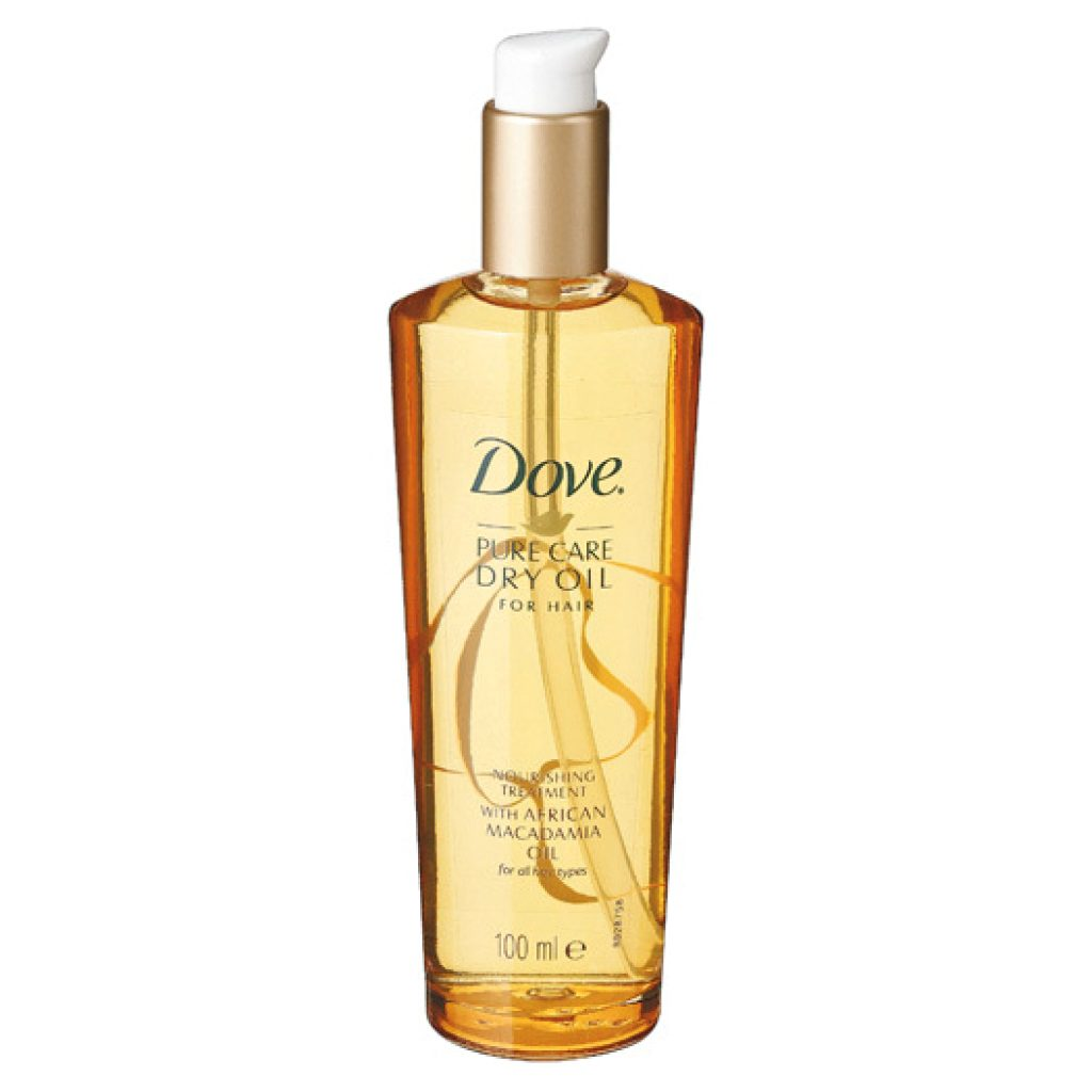 Dove Advanced Hair Series Pure Care Dry Oil