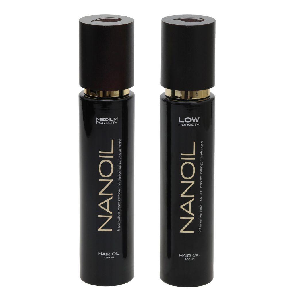 Nanoil Intensive Hair Repair Treatment Hair Oil