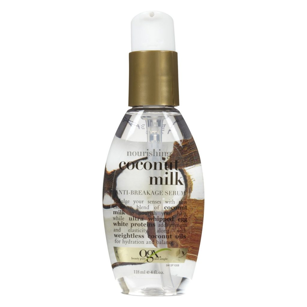 OGX Nourishing Coconut Milk Anti – Breakage Serum